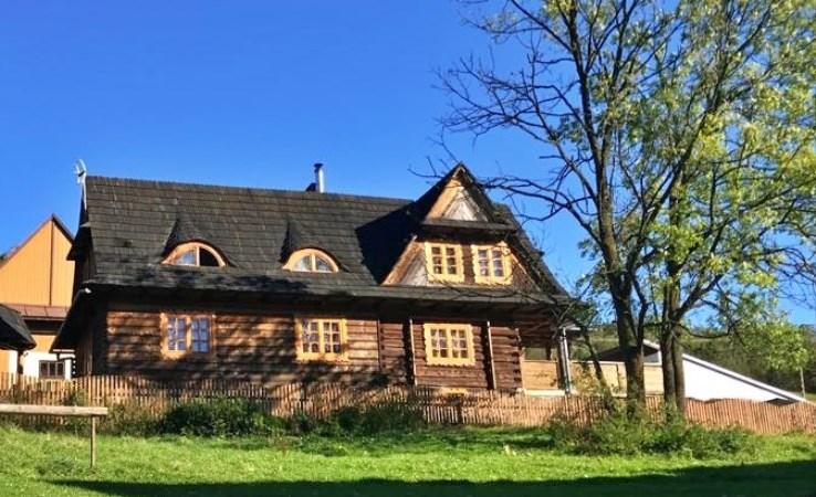 dom na sprzedaż - Bukowina Tatrzańska, Groń